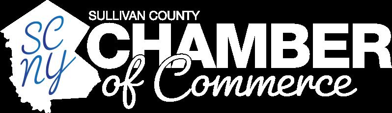 Chamber Logo Horizontal White