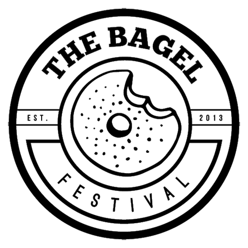 original The Bagel Festival logo